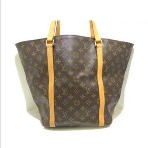 Authentic LV Sac Shopper